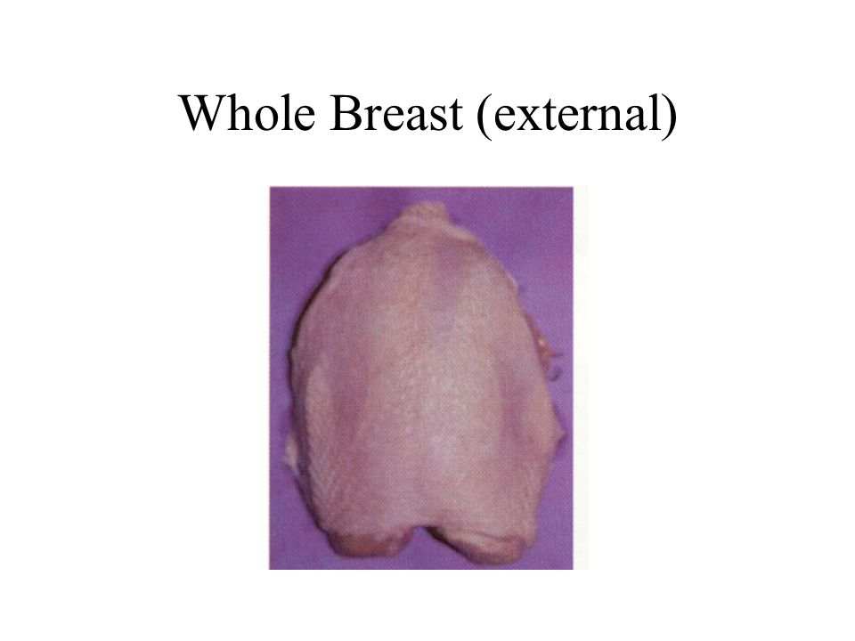 Whole Breast (external)