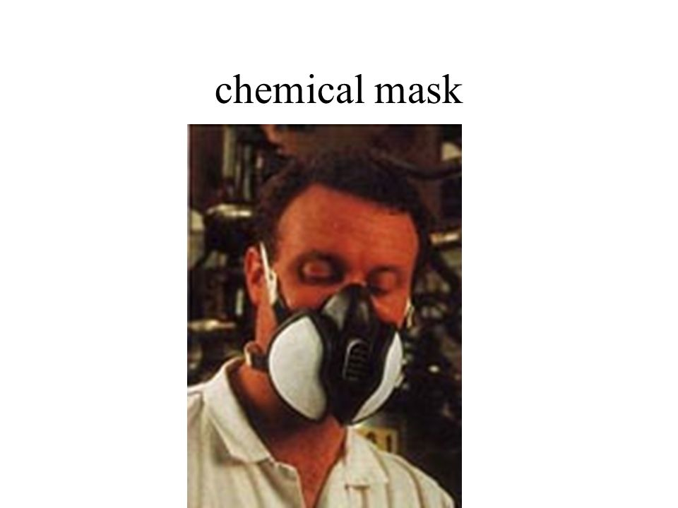 chemical mask