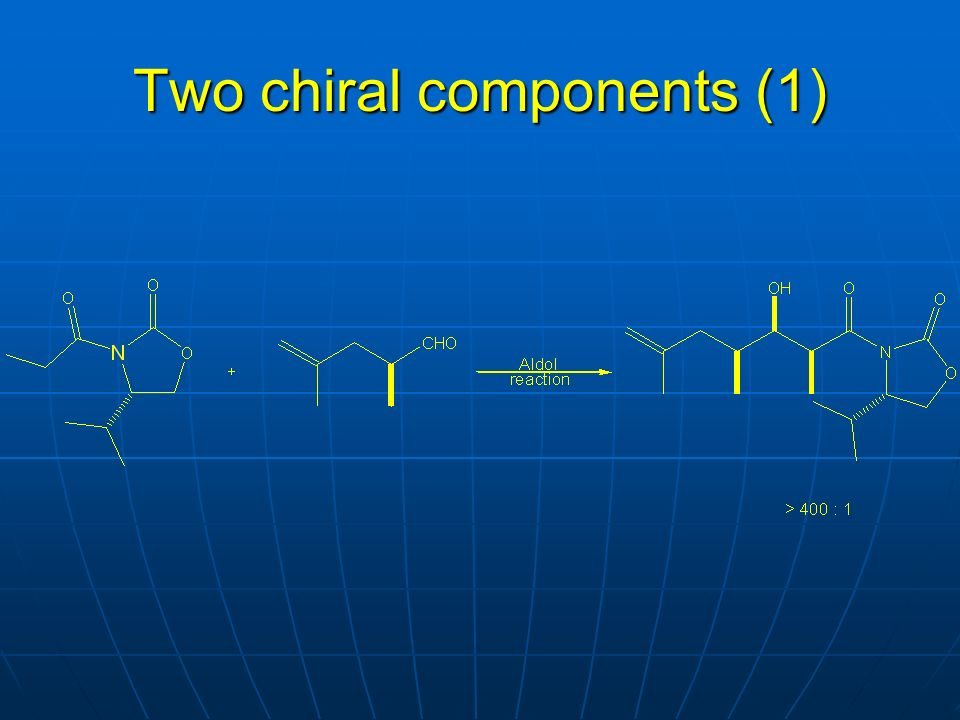 Two chiral components (1)