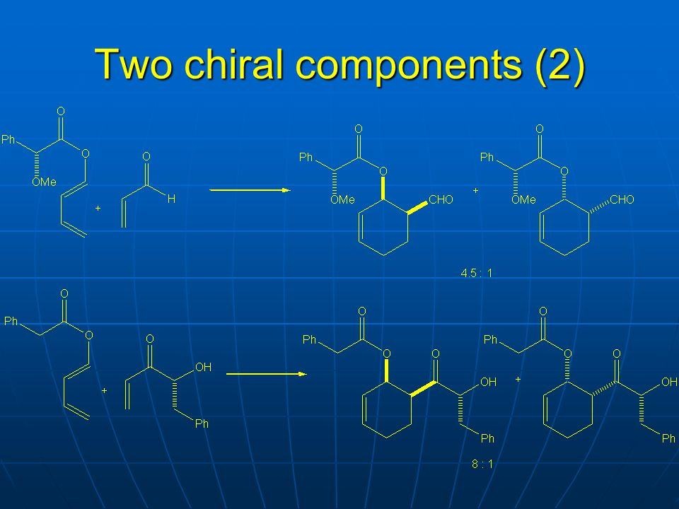 Two chiral components (2)