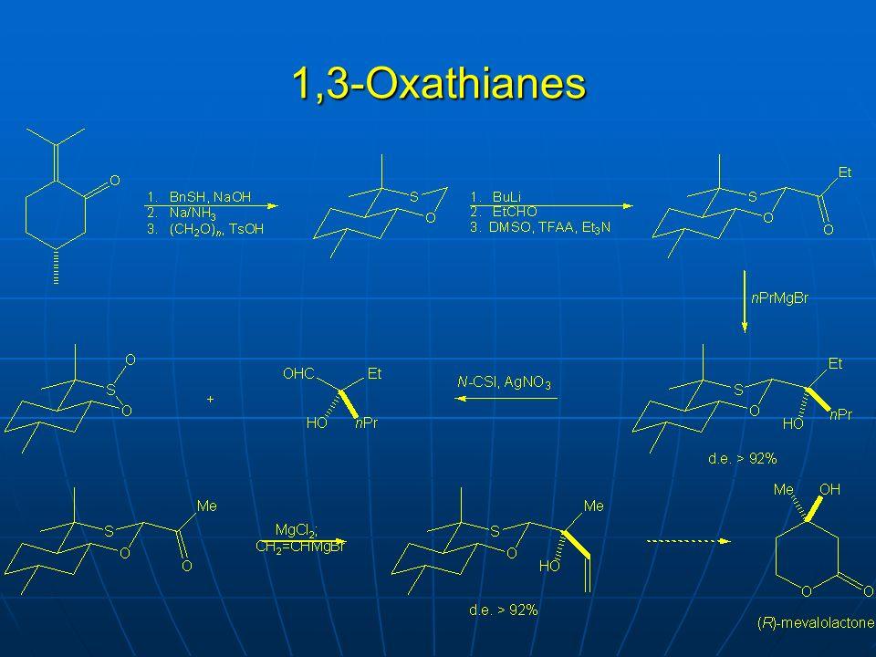 1,3-Oxathianes