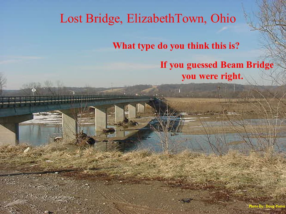 Lost Bridge, ElizabethTown, Ohio