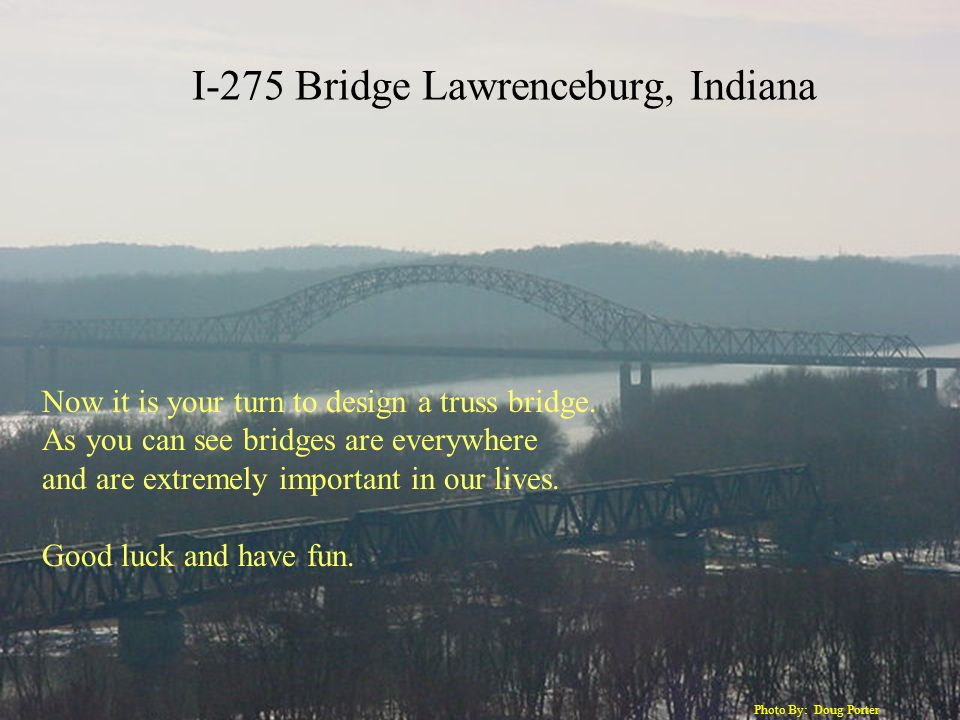 I-275 Bridge Lawrenceburg, Indiana