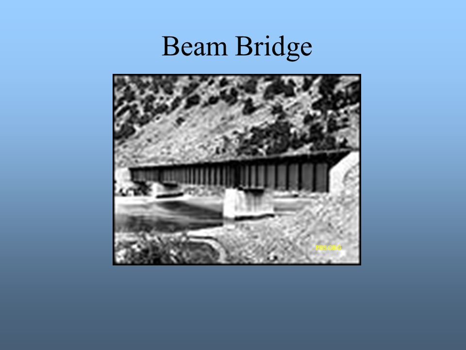 Beam Bridge PBS.ORG