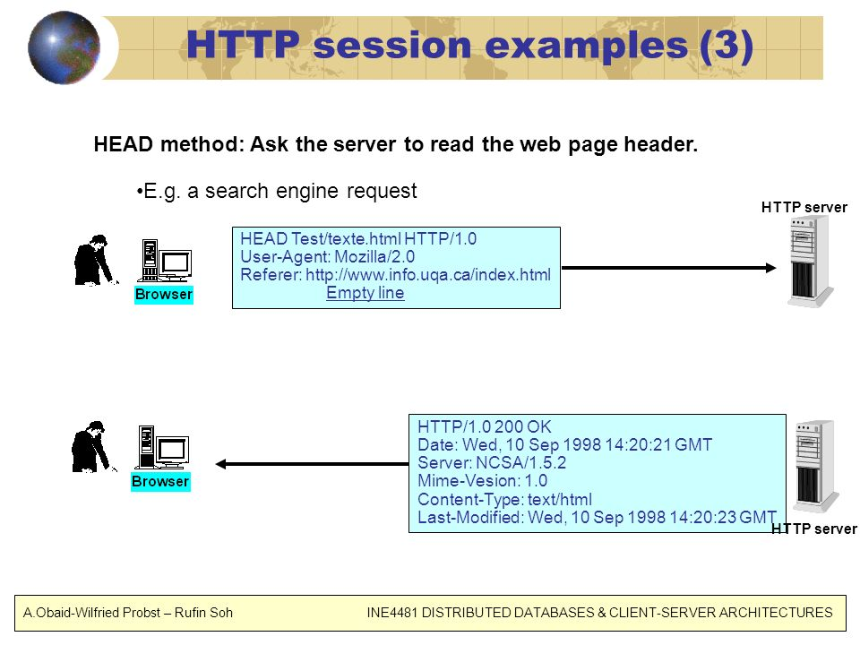 HTTP session examples (3)