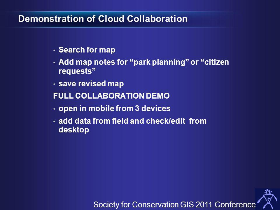 Demonstration of Cloud Collaboration