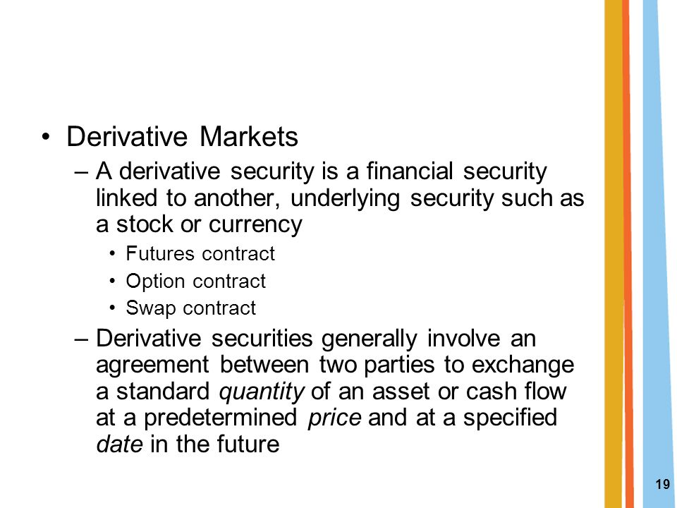 Understanding Financial Markets and Institutions - ppt download