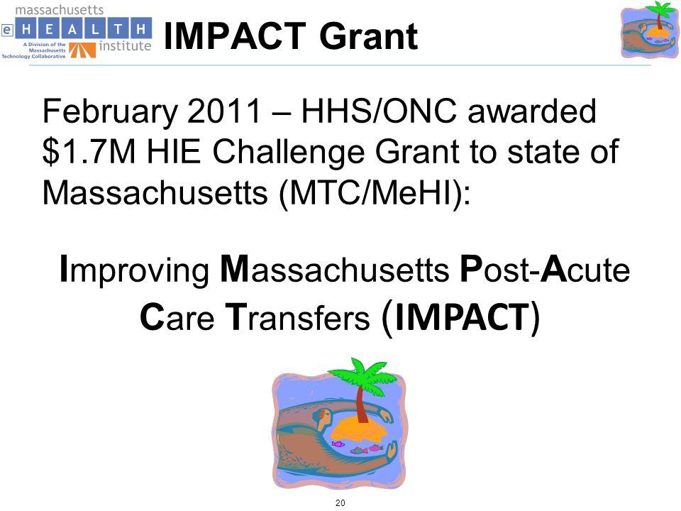 IMPACT Grant