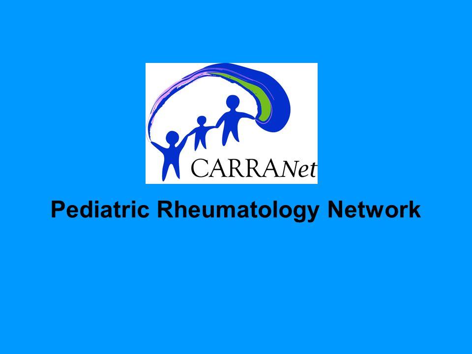 Pediatric Rheumatology Network