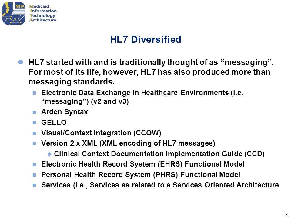 HL7 Diversified