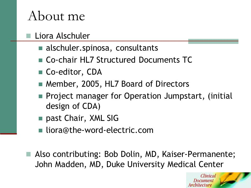 About me Liora Alschuler alschuler.spinosa, consultants