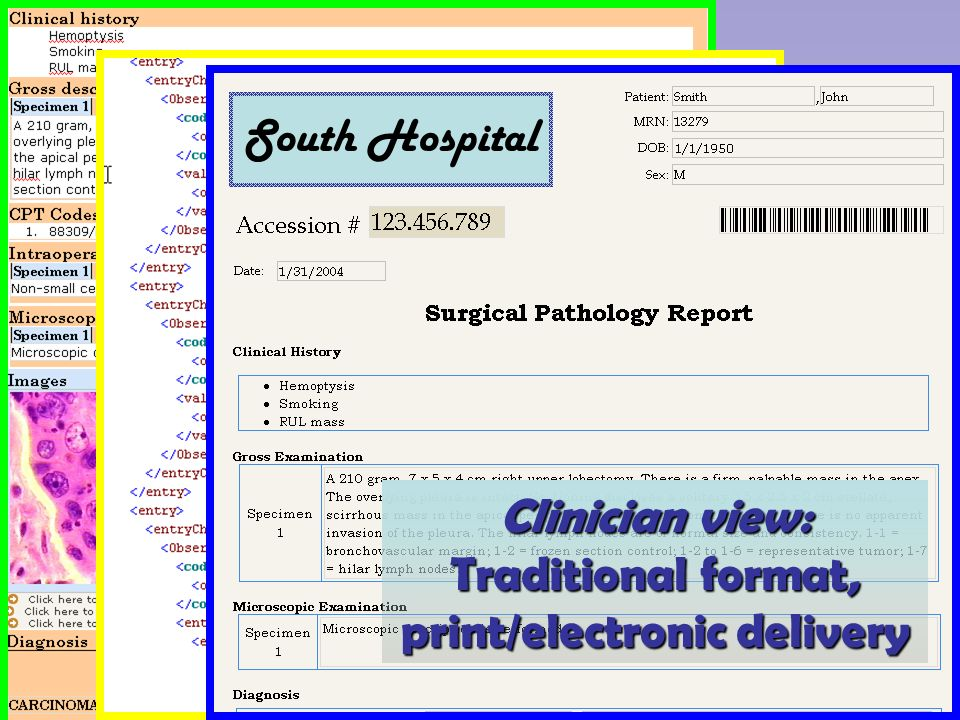 Traditional format, print/electronic delivery