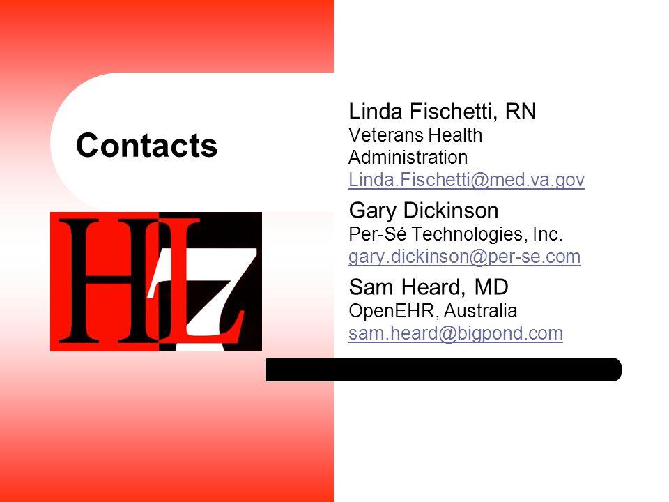 Linda Fischetti, RN Veterans Health Administration Linda.Fischetti@med.va.gov