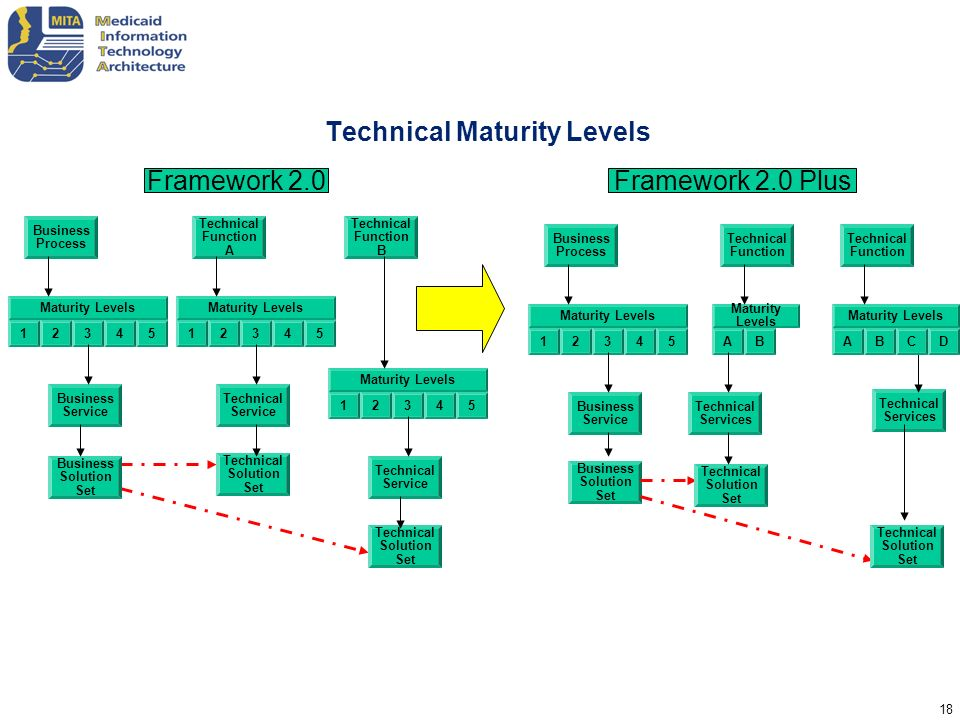 Technical Maturity Levels