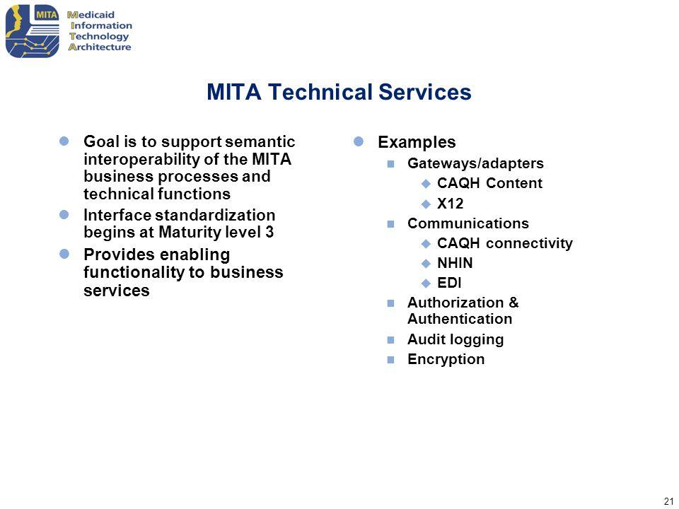 MITA Technical Services