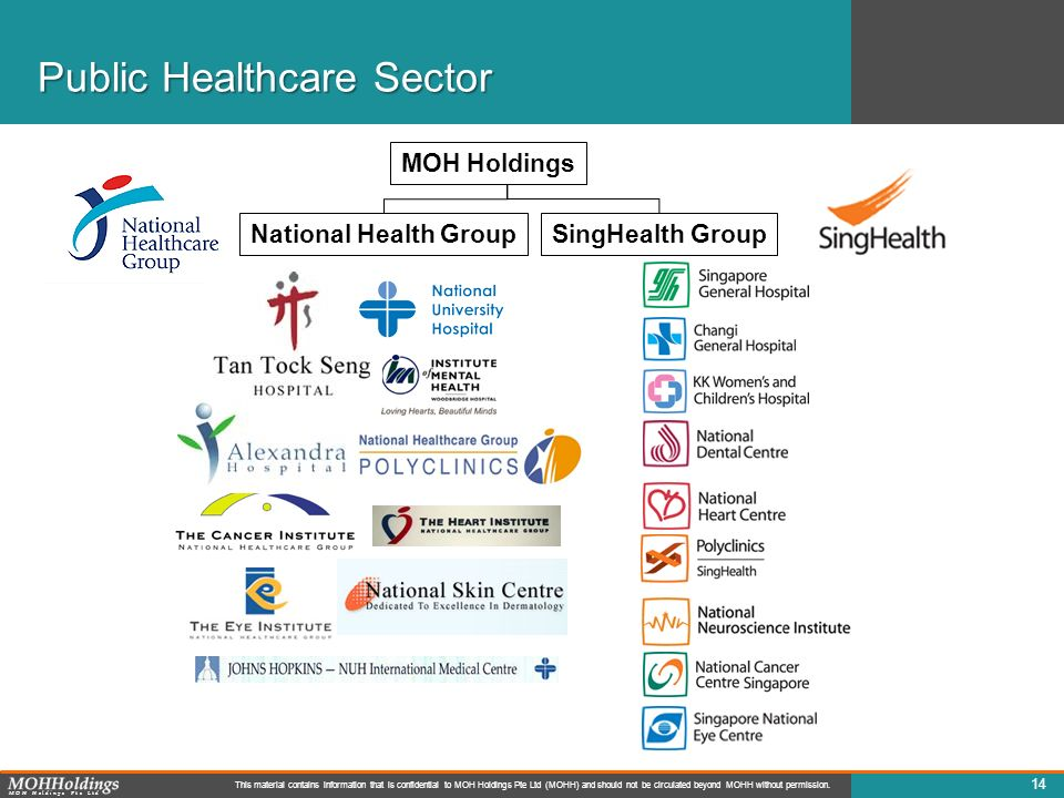Public Healthcare Sector