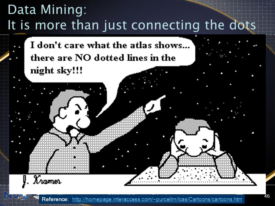 Data Mining: It is more than just connecting the dots