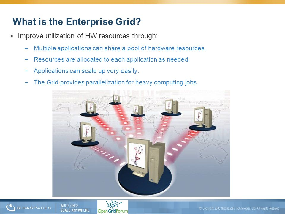 What is the Enterprise Grid