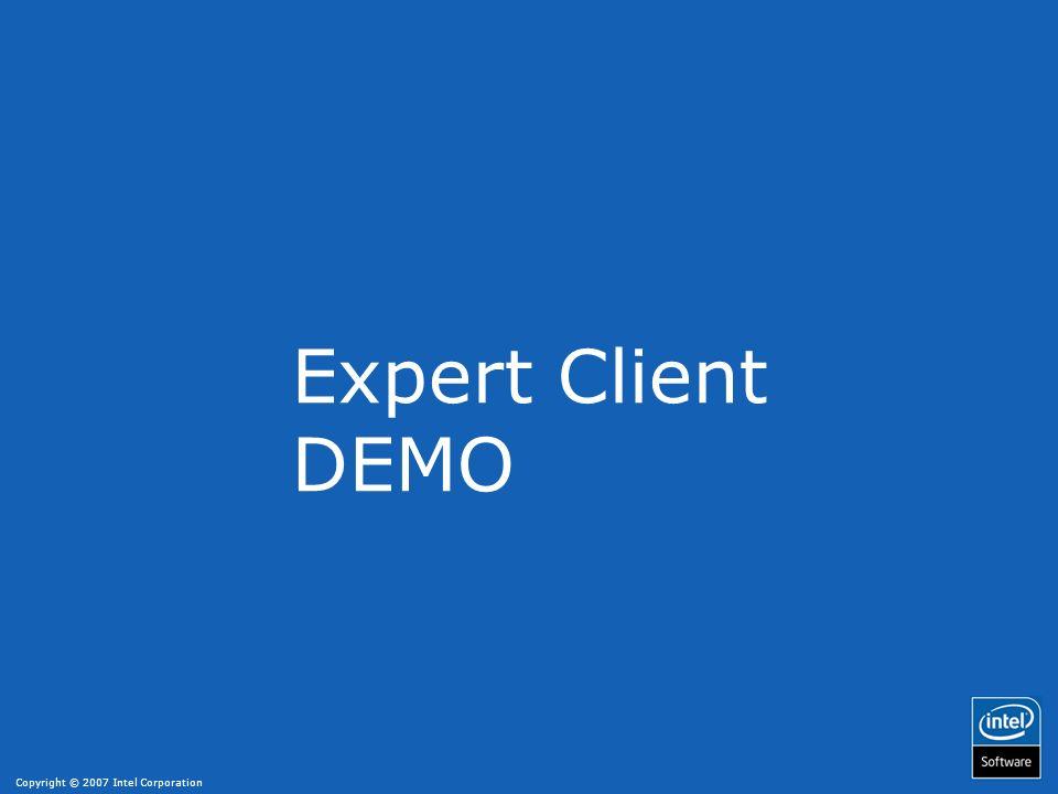 Expert Client DEMO