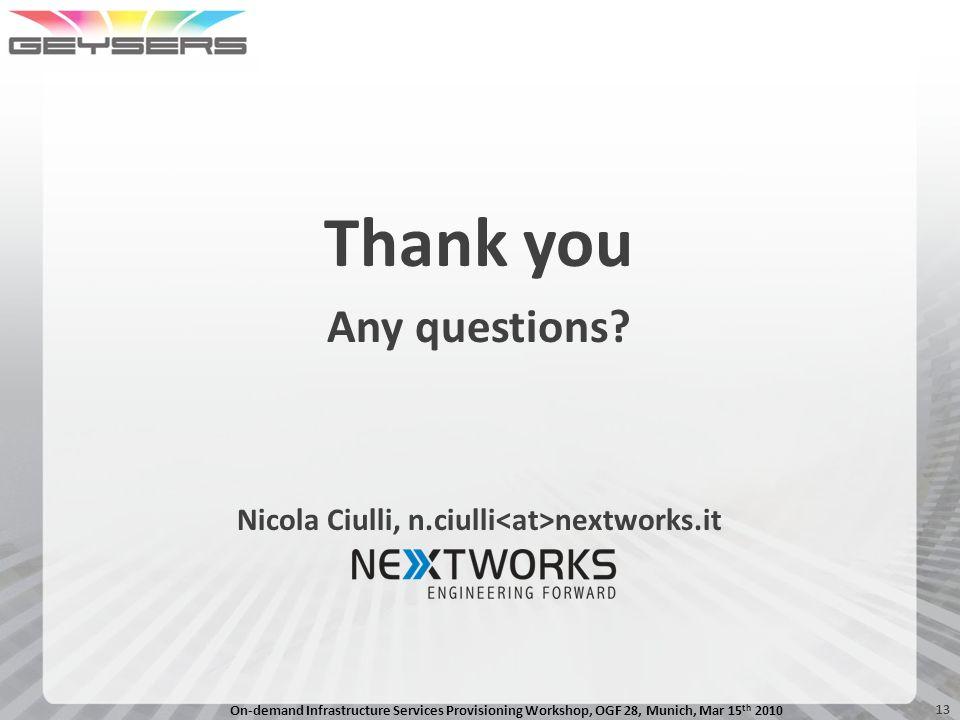 Nicola Ciulli, n.ciulli<at>nextworks.it