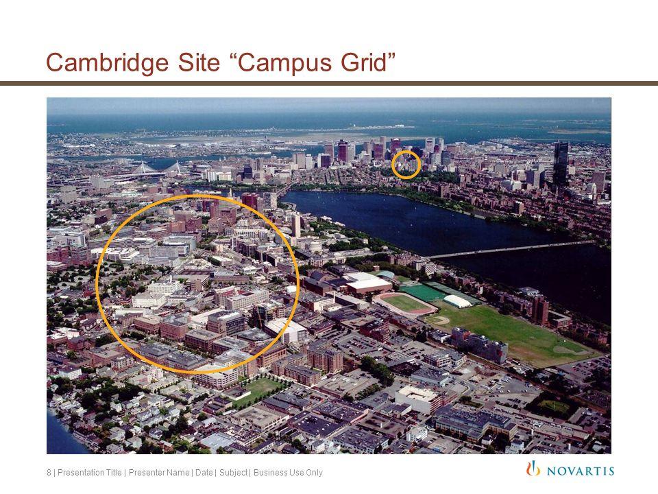Cambridge Site Campus Grid