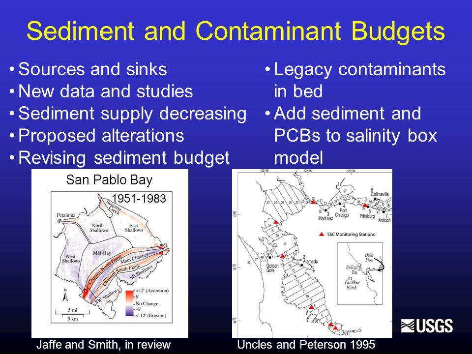 Sediment and Contaminant Budgets