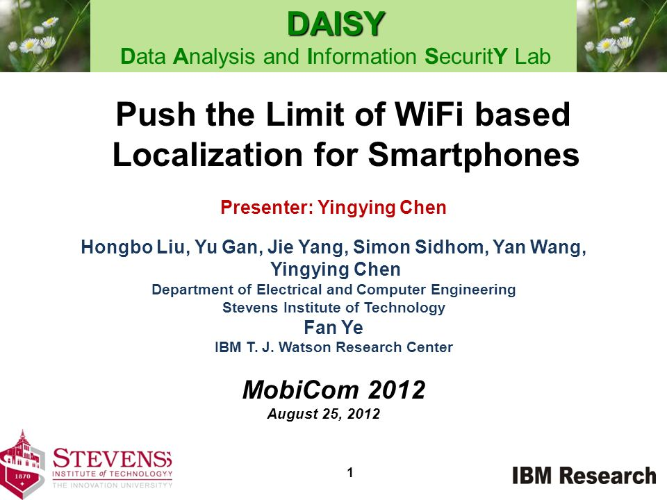 Push the Limit of WiFi based Localization for Smartphones