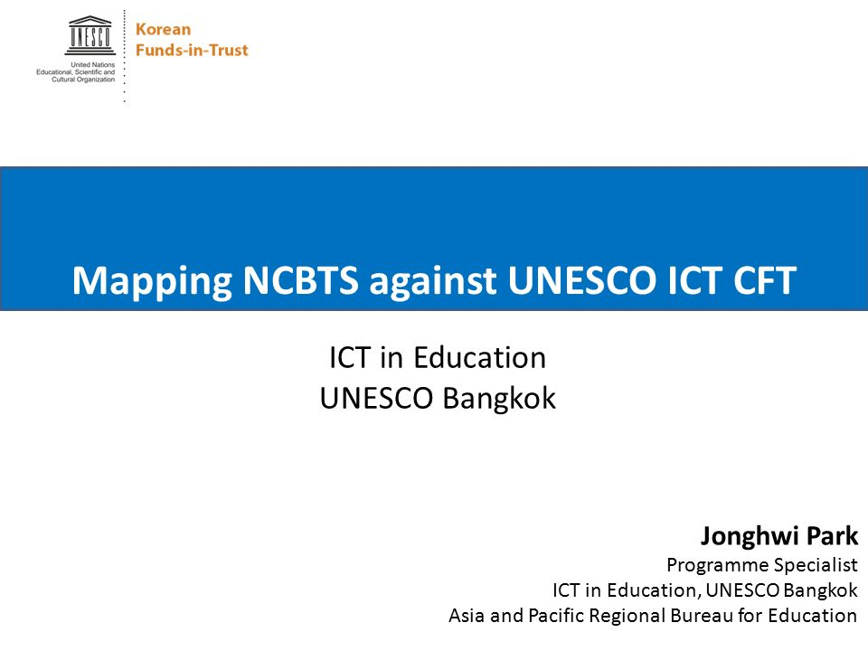 Ict in education unesco bangkok ppt video online download ict in education unesco bangkok malvernweather Image collections