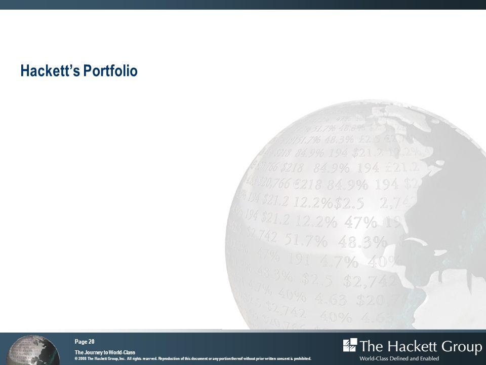 Hackett's Portfolio