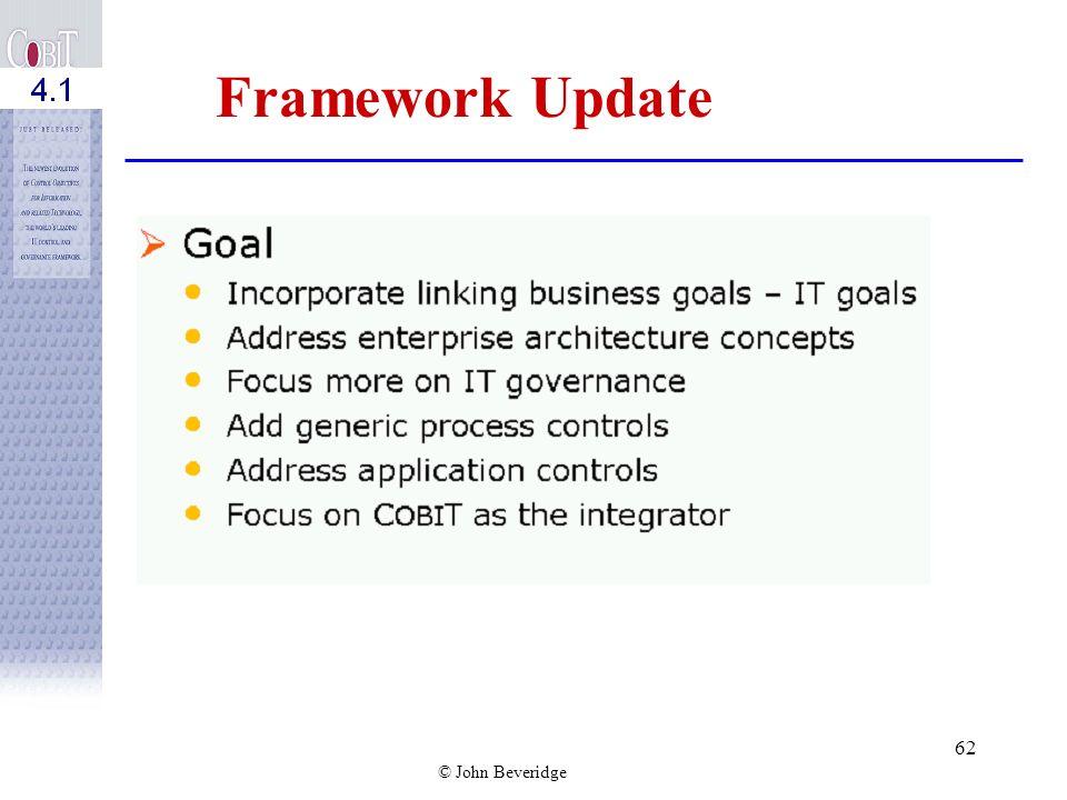 Framework Update