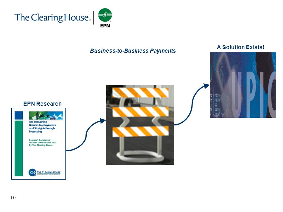 Business-to-Business Payments