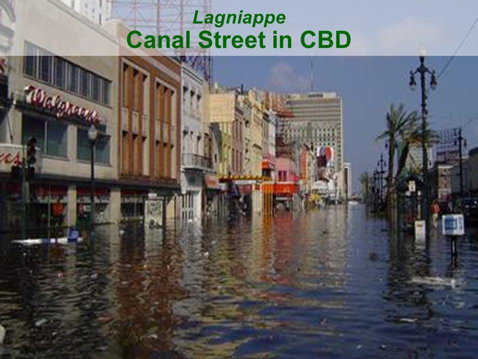 Lagniappe Canal Street in CBD