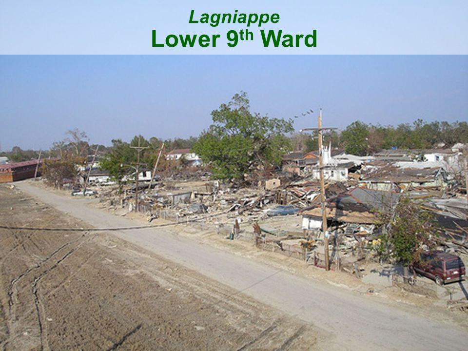 Lagniappe Lower 9th Ward