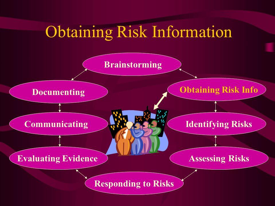 Obtaining Risk Information