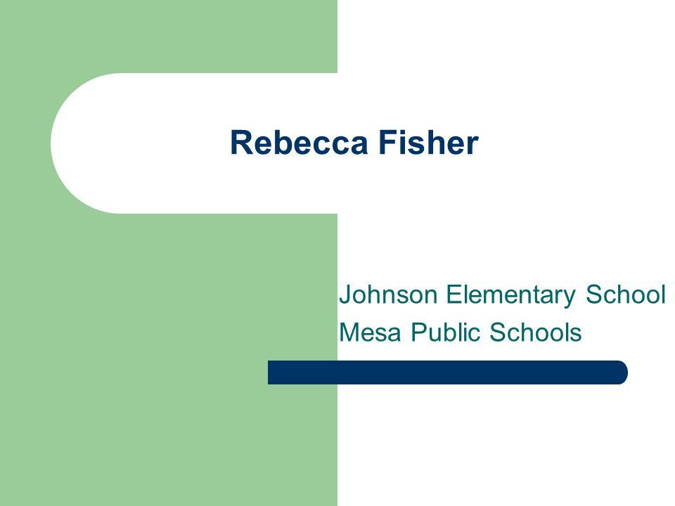 Johnson Elementary School Mesa Public Schools