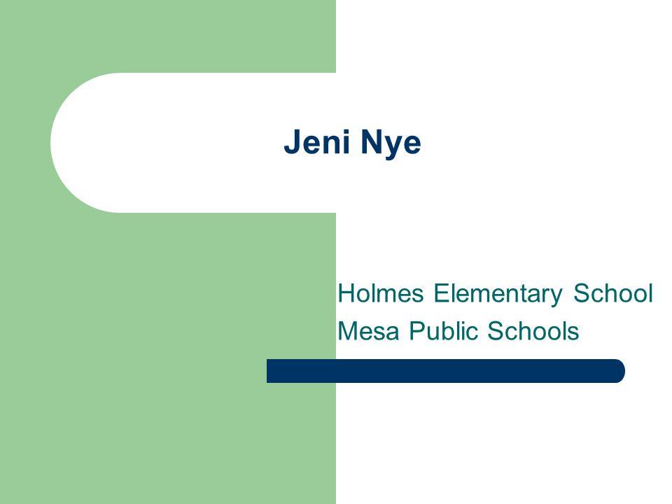 Holmes Elementary School Mesa Public Schools