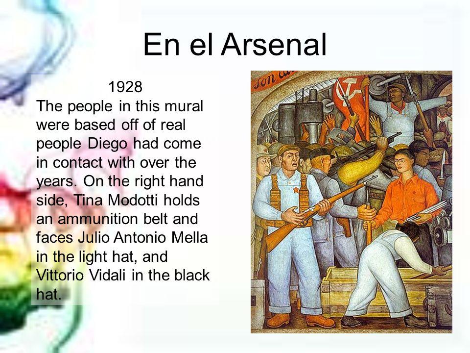 En el Arsenal 1928.
