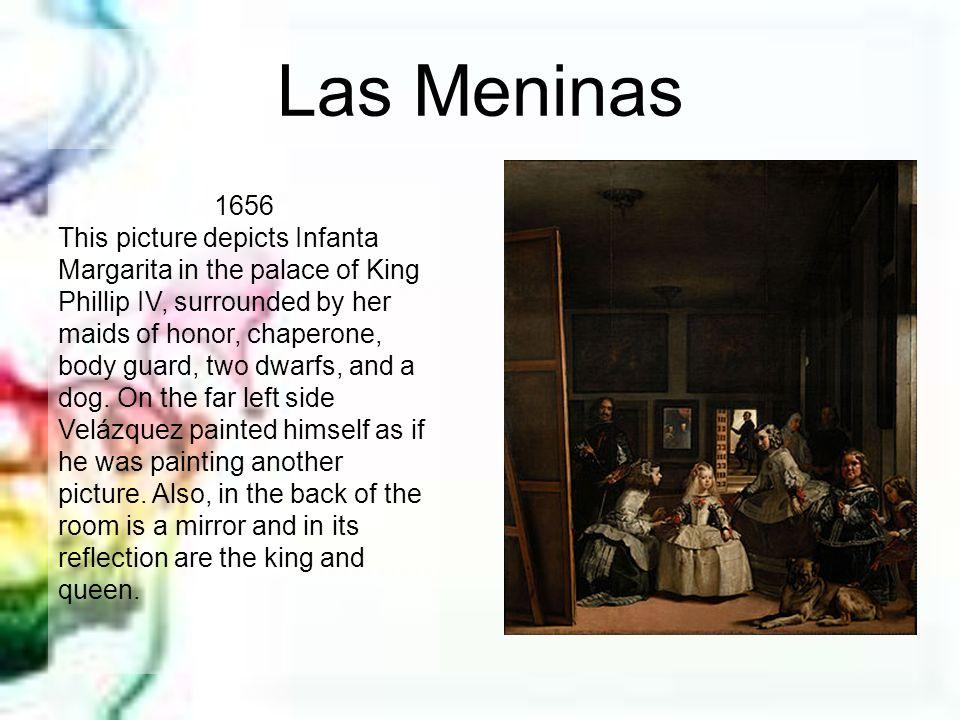 Las Meninas 1656.