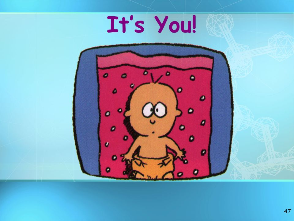 It's You!