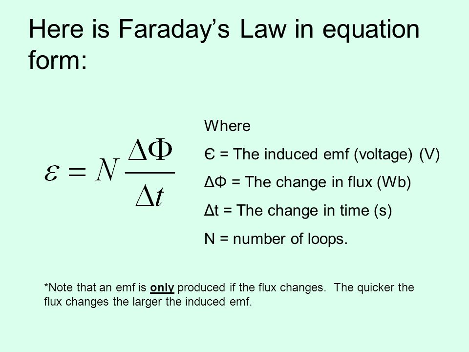 an examination of the equation form of faradays law First the molar interpretation of the electrode equation and then the  yield and are based on the law of  on electrolysis calculations.
