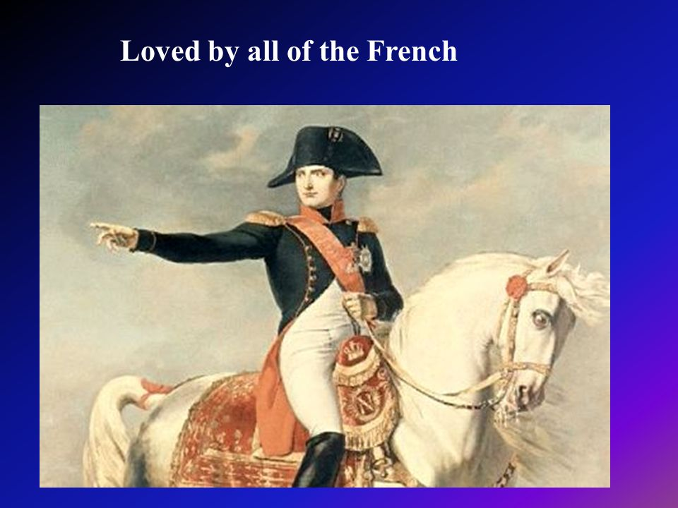 Loved by all of the French