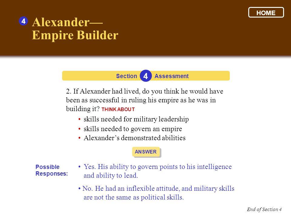 Alexander— Empire Builder 4 4