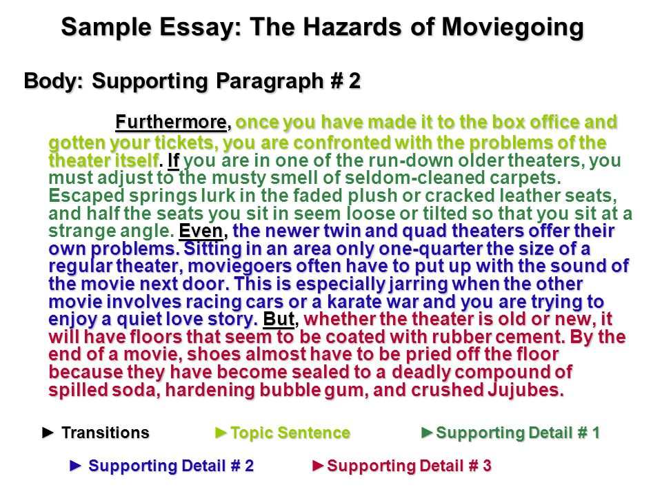 writing paragraph essays ppt video online 12 sample