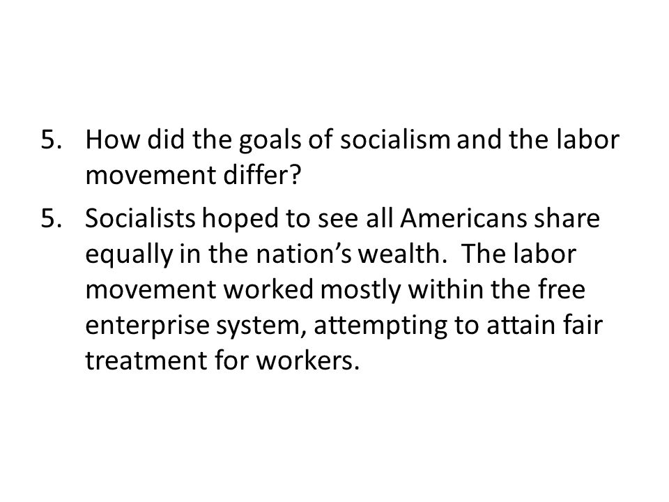 highlights of the labor movement essay Created equal scholar essays the national endowment for the humanities and from labor activists to women's and highlights the complementary roles.