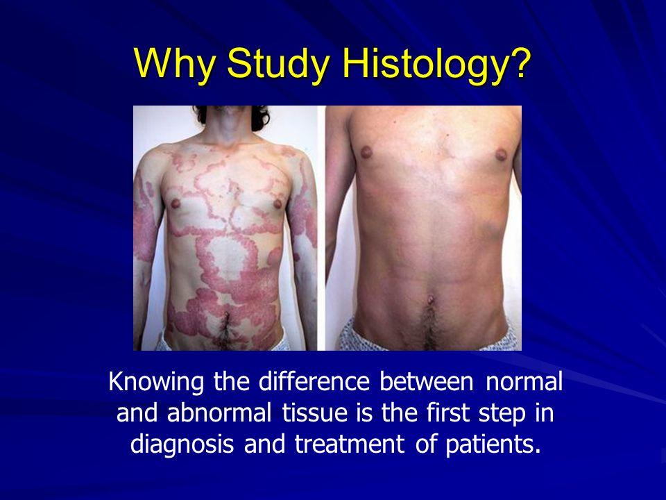 Why Study Histology.