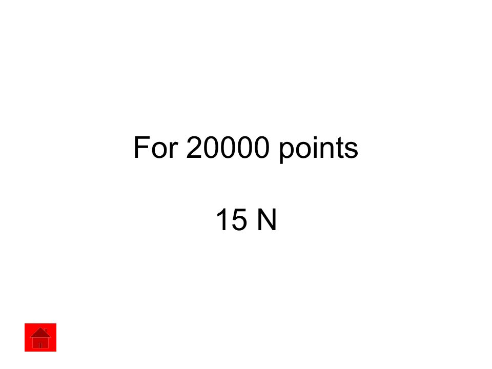 For 20000 points 15 N