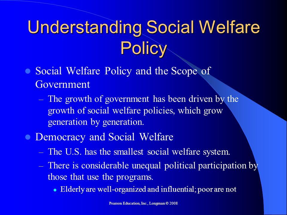 Understanding Social Welfare Policy