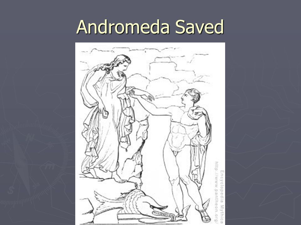 Andromeda Saved