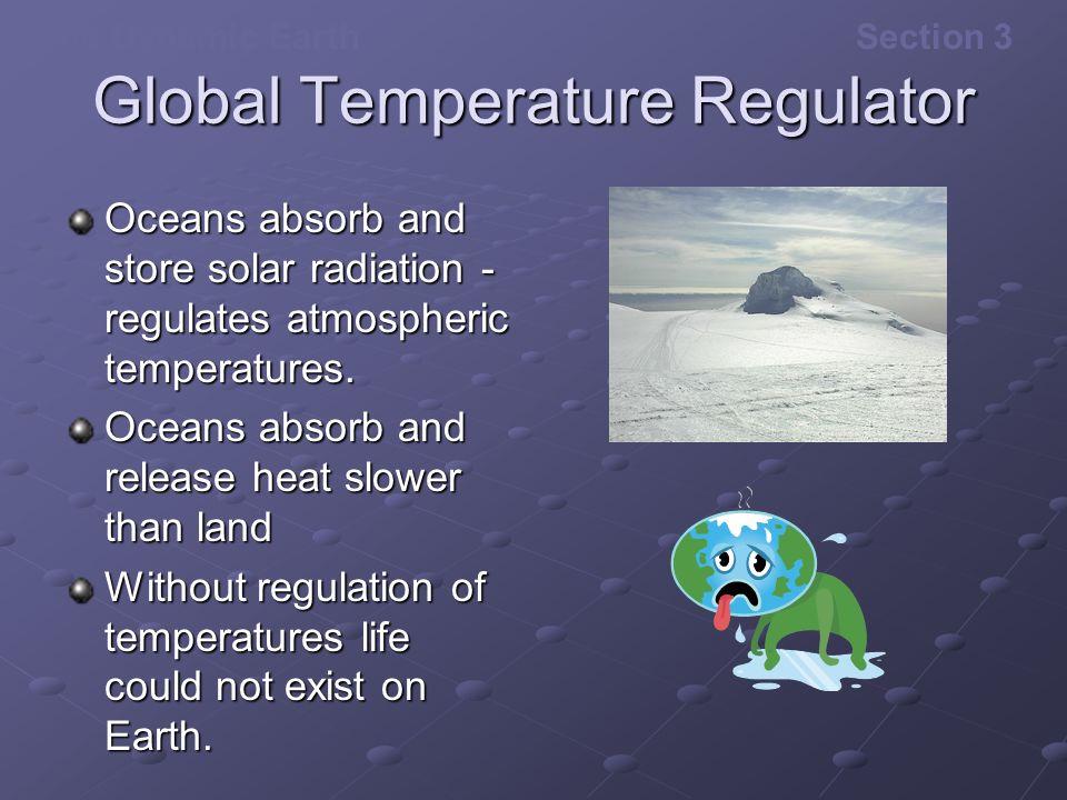 Global Temperature Regulator