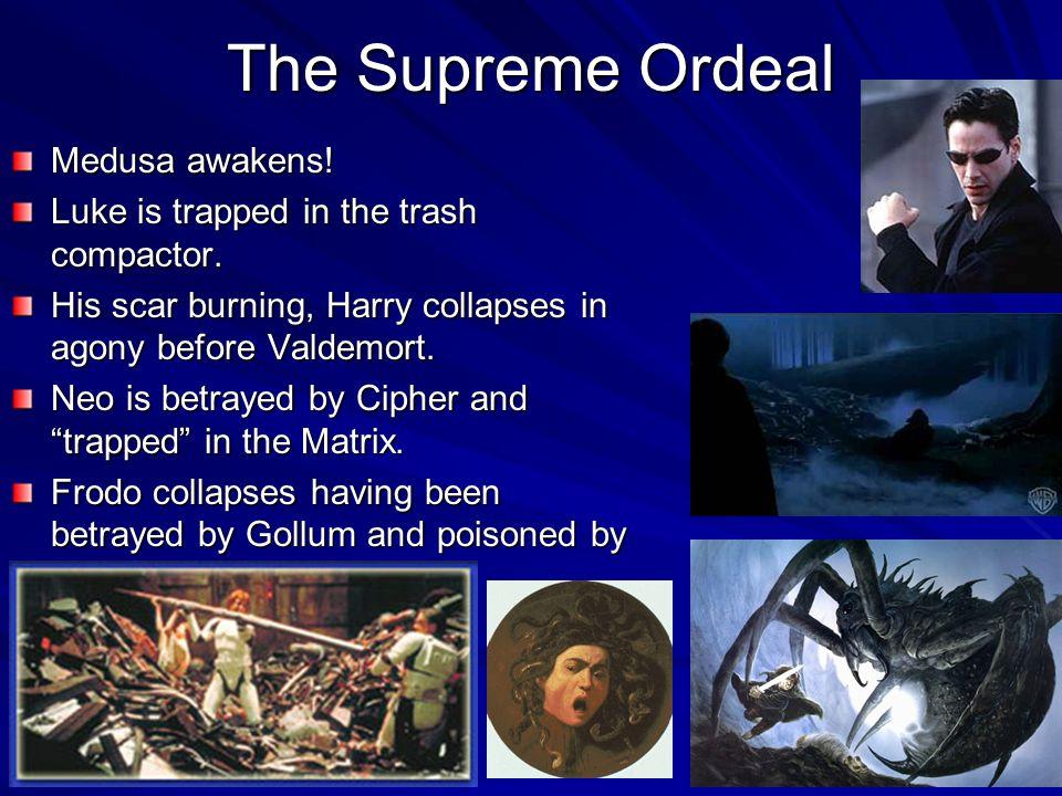 The Supreme Ordeal Medusa awakens!